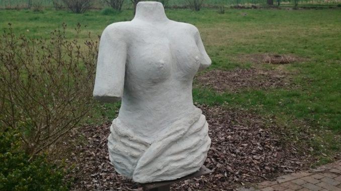 Beton-Skulptur selbst herstellen - Foto von Barbara Jahnke