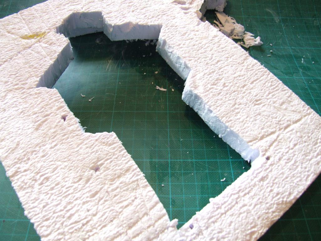 Beton Deko Gießform selbst herstellen